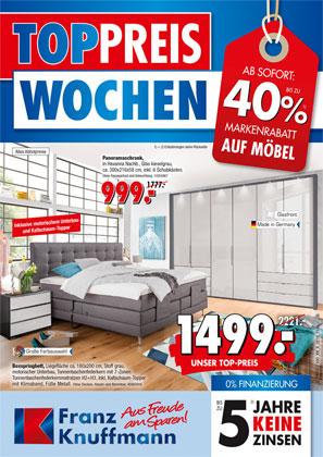 Online Prospekte Knuffmann Ihr Möbelhaus